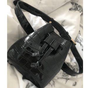 Handbags - Black belt bag